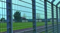 CHAMPION D.M., grating fence for stadiums