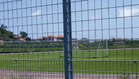 CHAMPION, grating fence for stadiums