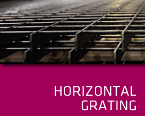 Horizontal grating